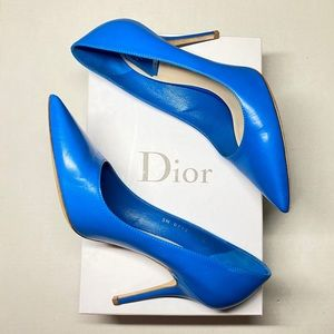 Christian Dior Cherie Pointed Pump